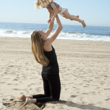 Interview with Olympic Volleyball Player Kerri Walsh for P&G Thank You Mom Campaign