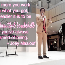 The Secret to Inner and Outer Beauty by Joey Maalouf